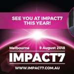 A week to go to @_IMPACT7_! From saving newborn lives to uncovering the mysteries of space, IMPACT7 showcases Australian research that is making a huge impact. Our CEO @DrCharlieDay is one of the Impact Leaders! Interested in attending? Register: https://t.co/mwmqZ8IbpF