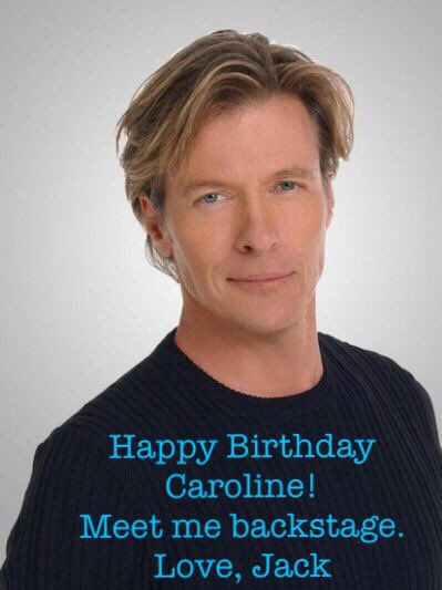 Jack Wagner On Twitter Happy Birthday To My Boston Beautiful Twins