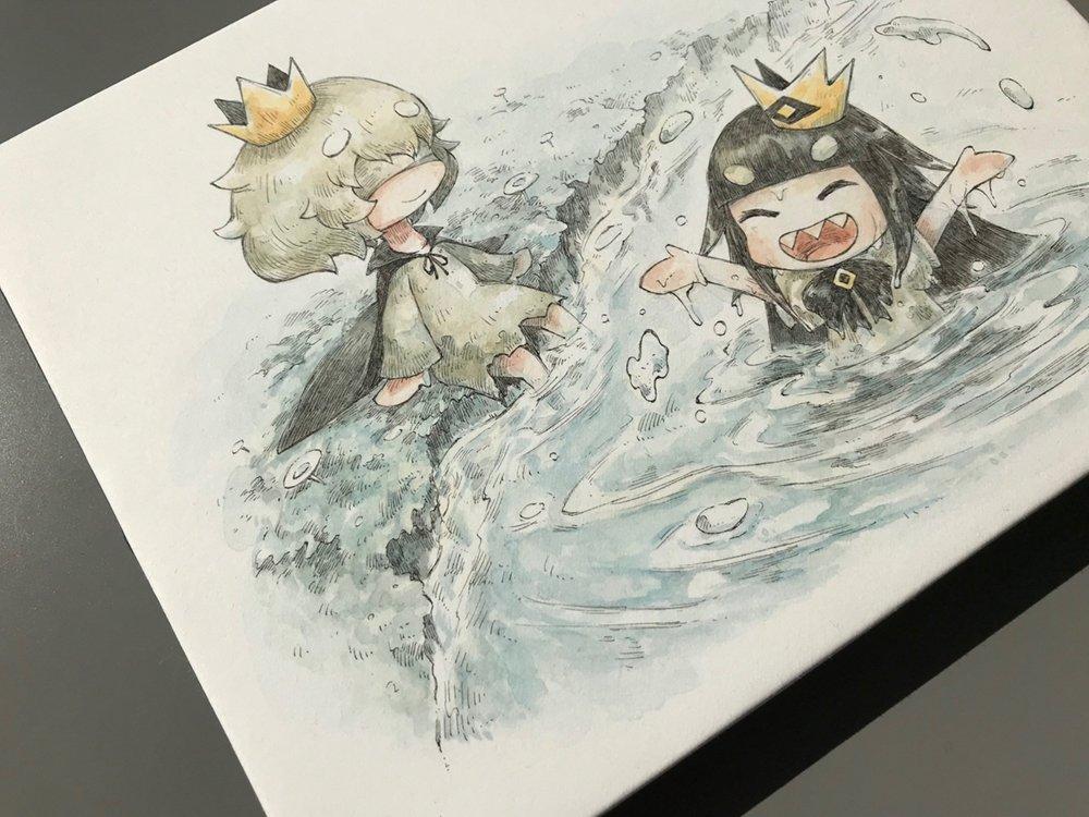 嘘つき姫と盲目王子に関する画像13