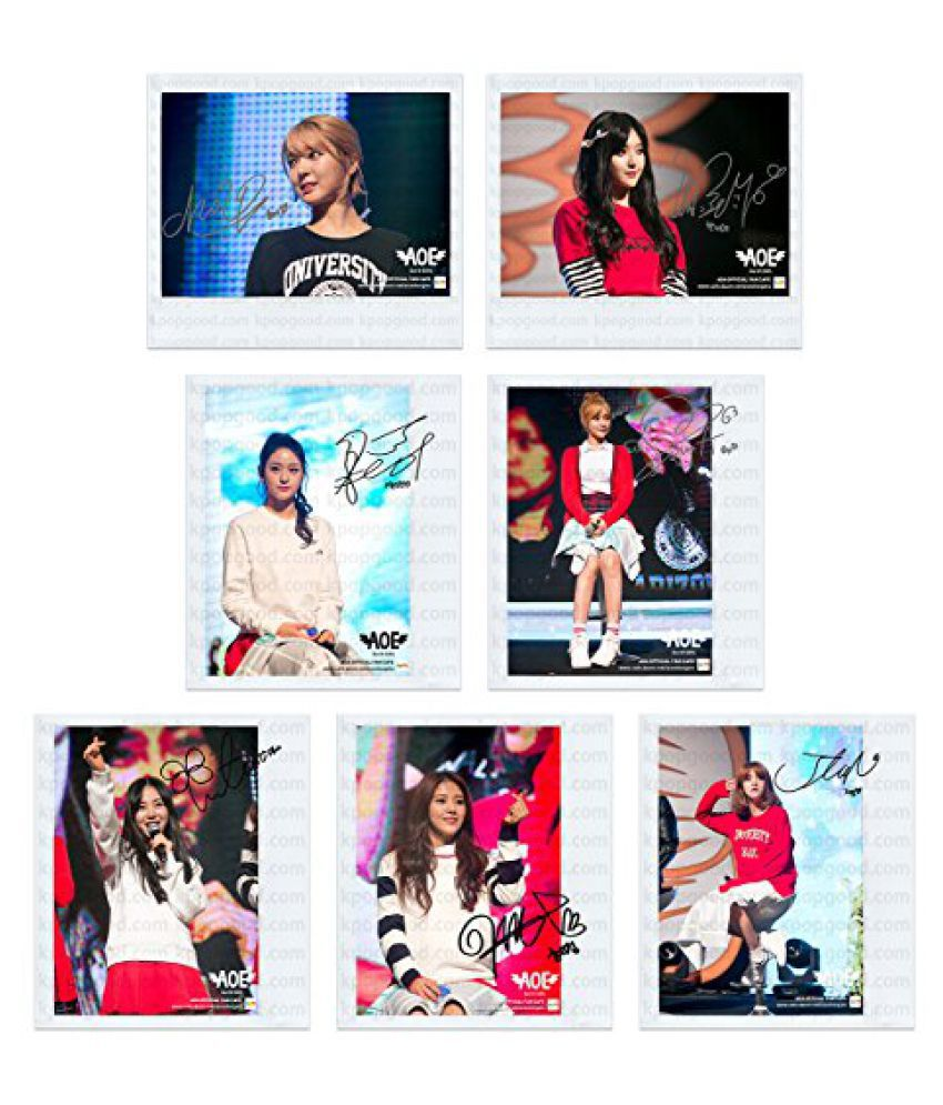 Guess the K-Pop group by the polaroid pictures Quiz - By