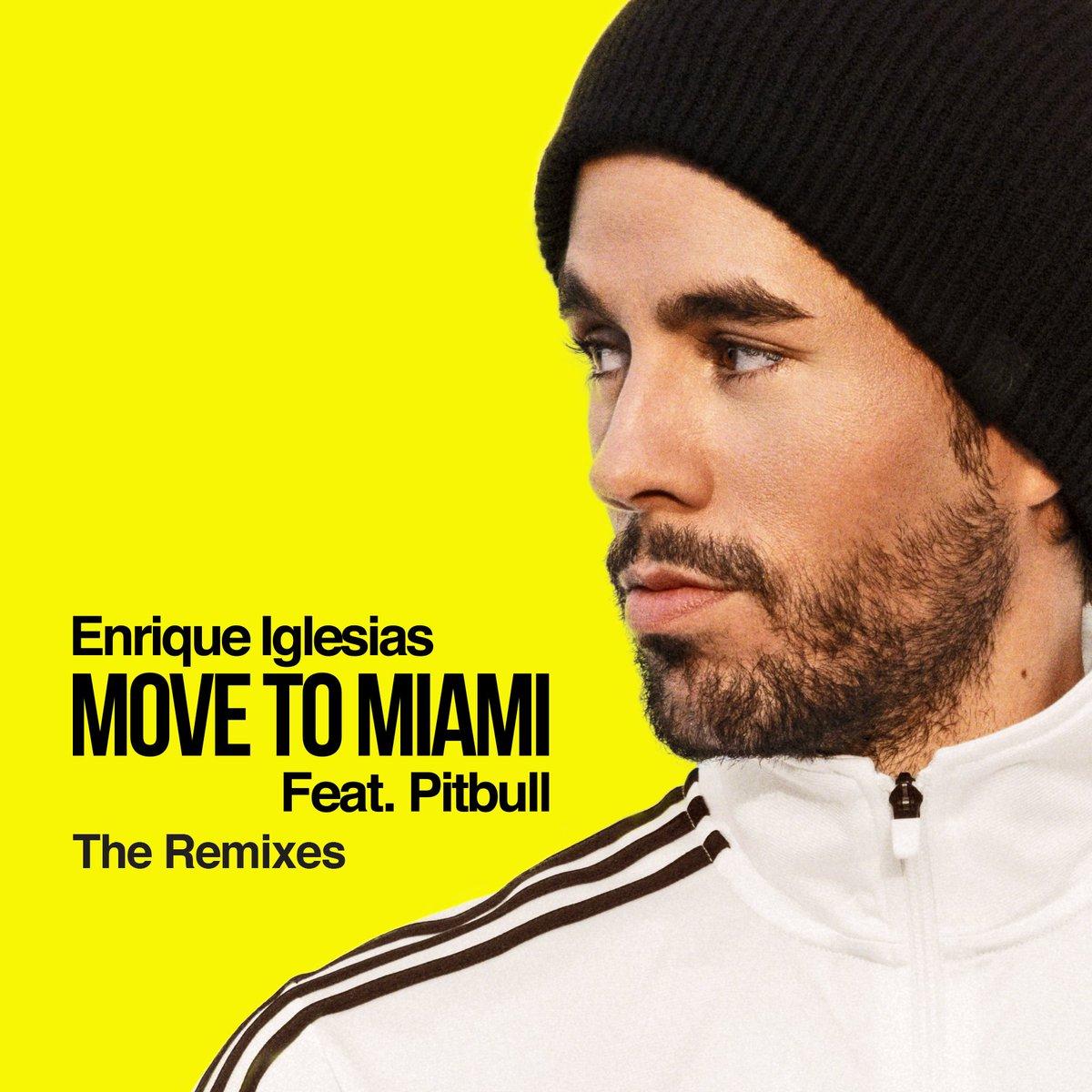 Have you heard the #MOVETOMIAMI remixes yet? Listen here: https://t.co/UmPiNvu8AJ https://t.co/jwNeEfCWxm
