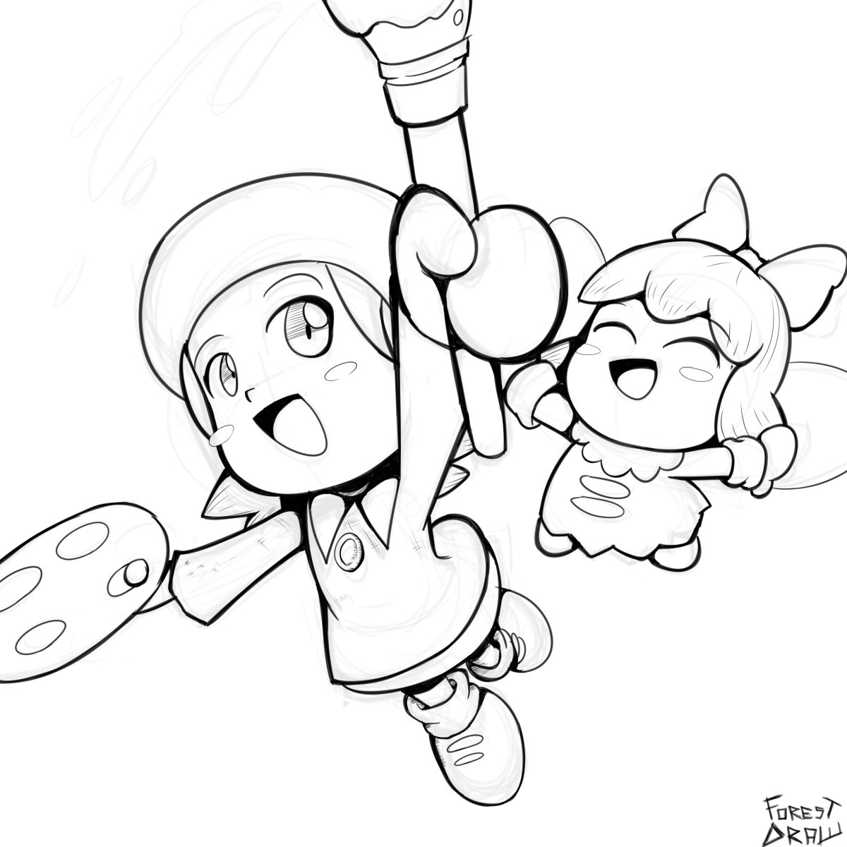 Kirby Star Allies Coloring Pages Coloring Pages Kids 2019