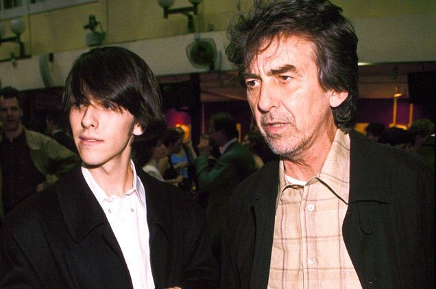 Happy Birthday Dhani Harrison