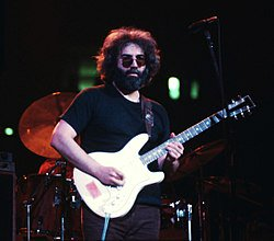 Happy 76th birthday, Jerry Garcia!
