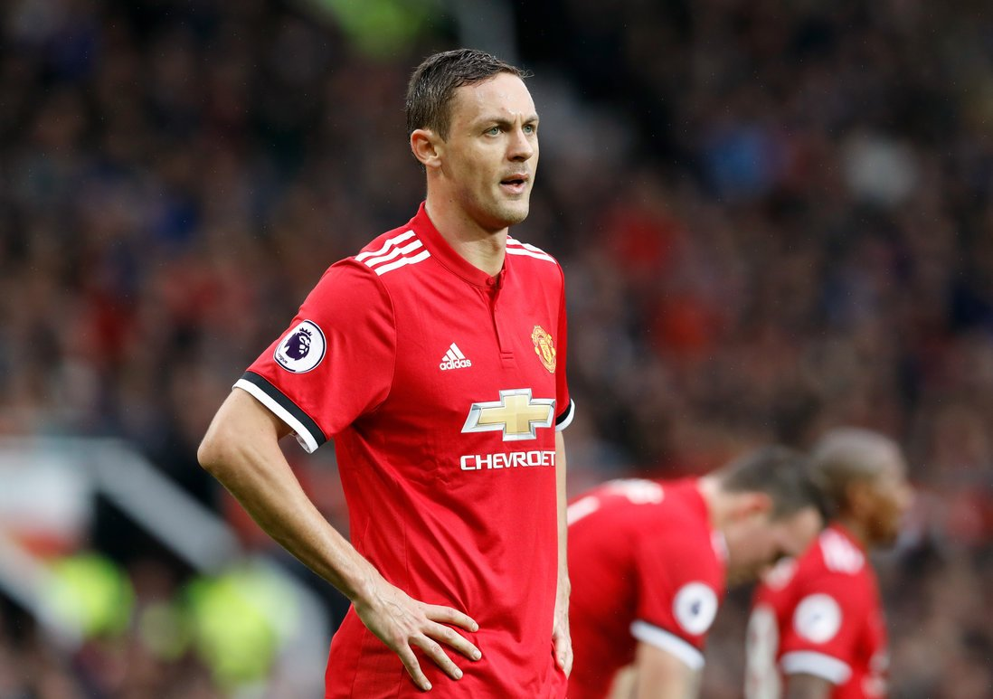 Happy Birthday, Nemanja Matic.  Here\s to you and another great season in Red!