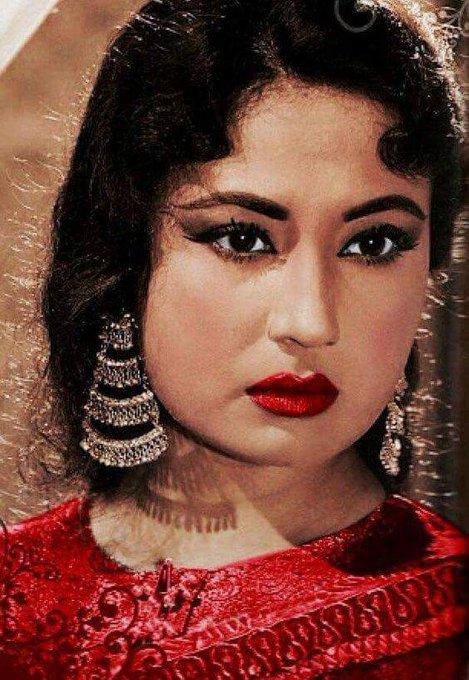 Happy birthday today great actress Meena Kumari