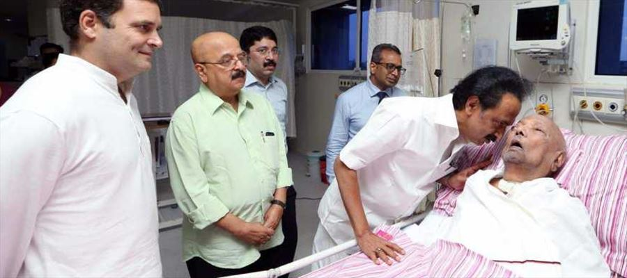 London Doctors to Treat Karunanidhi