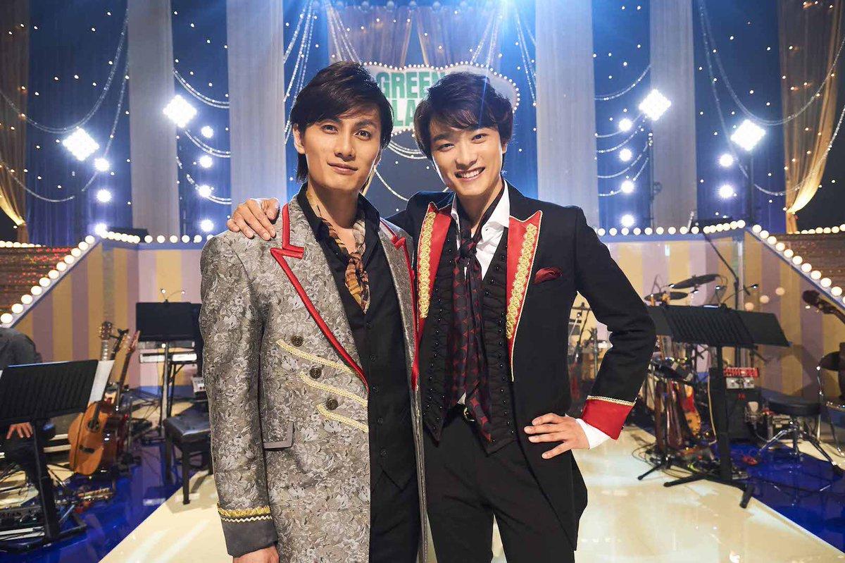 グリブラオンステージ へのたくさんの反響ありがとうございますグリブラ 第16話 井上芳雄 さんと 加
