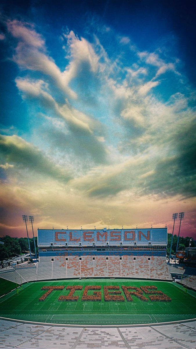 Clemson Football On Twitter More Goodies To Celebrate August 1