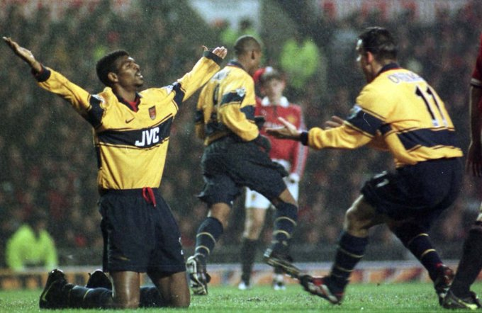 Happy 42nd Birthday Nwankwo Kanu!  An Arsenal legend!