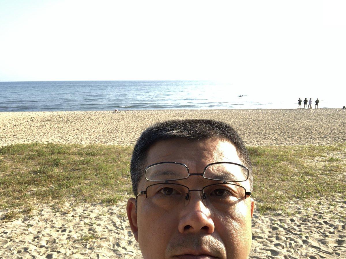 虹が良く出るから虹ヶ浜。 https://t.co/3IKQ67zZH6