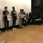 Success! We had an amazing day working with the guys at @NCS The Challenge at #HammersmithCollege. A huge thanks to all those involved in such an #inspiring day for us and hopefully the Challengers too! @TheChallenge_UK #creativity #diversity #strategicthinking #branding #NCS