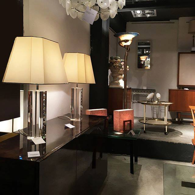 Mid Century Modern On Twitter Our New Showroom In Brussels