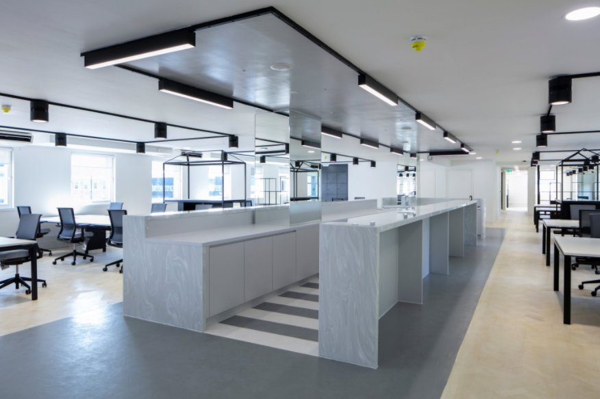 Last month we completed a great new work space with @Colliers_UK and @Londonfitout - How are you settling into the new workspace, @GeometryLDN? #newofficespace #wellbeing #workspace<br>http://pic.twitter.com/Q7rxD1tqCV