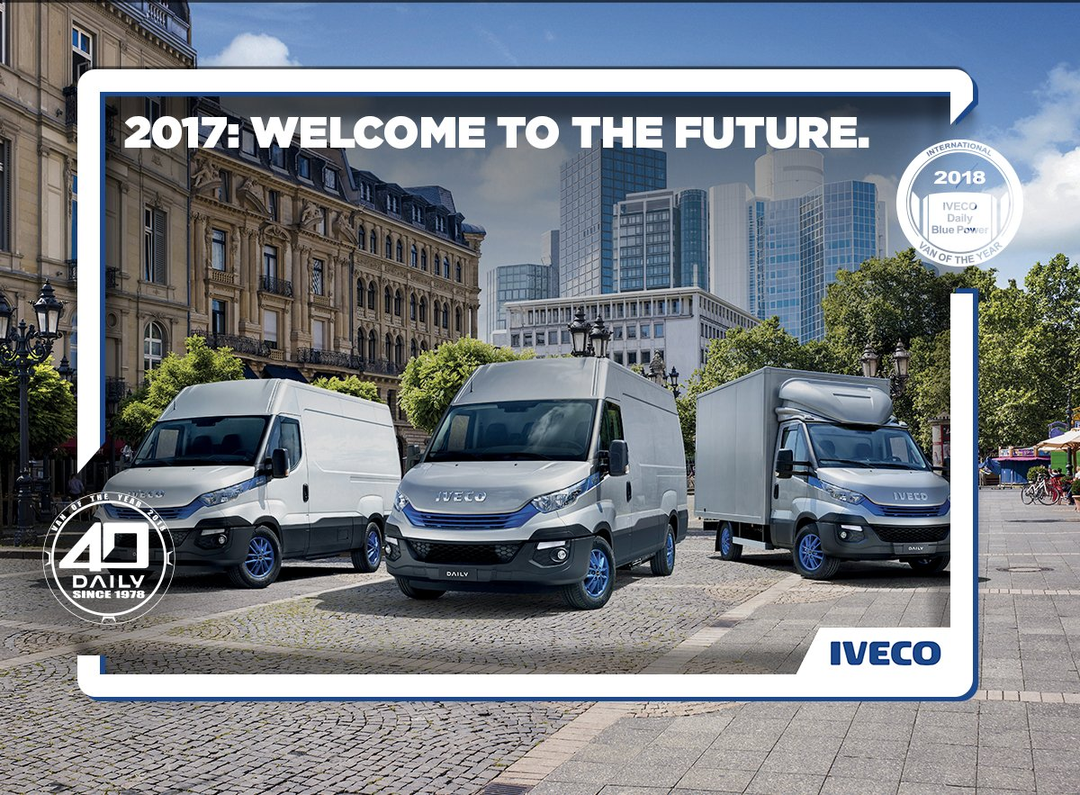Iveco Uk On Twitter A Glorious Generation Needs A Great Successor