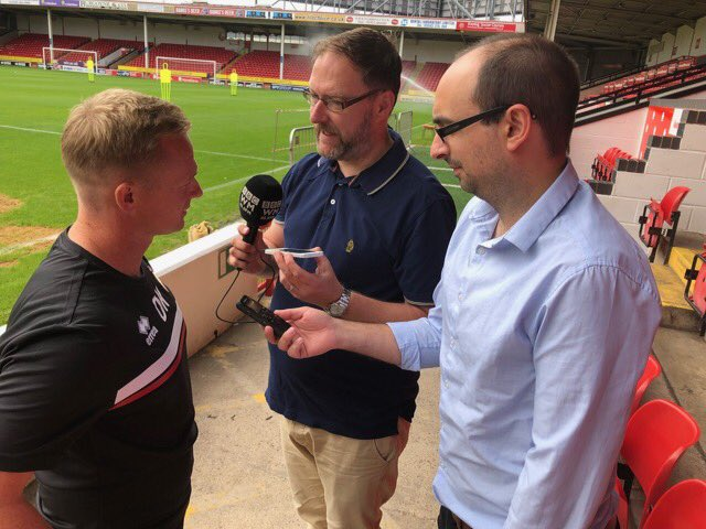 Keates Understands Fans' Frustration as Walsall's 'Competitive Budget' Falls Short