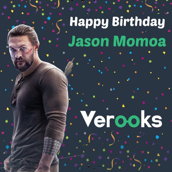 Happy Birthday Jason  Today, Jason Momoa\s 39th birthday