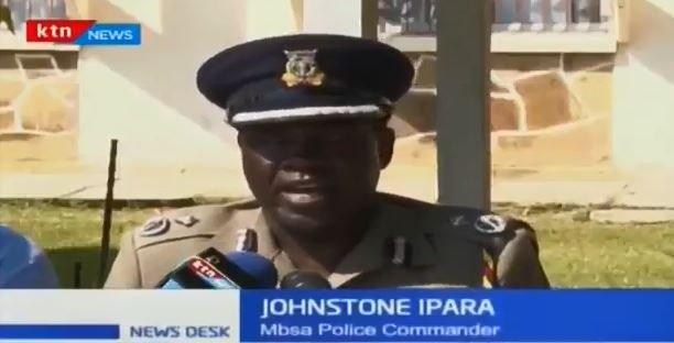 Kenya national police service news