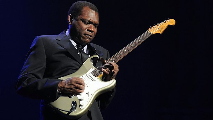 All the blues greats took chances. Happy birthday to Blues Hall of Fame great, Robert Cray!