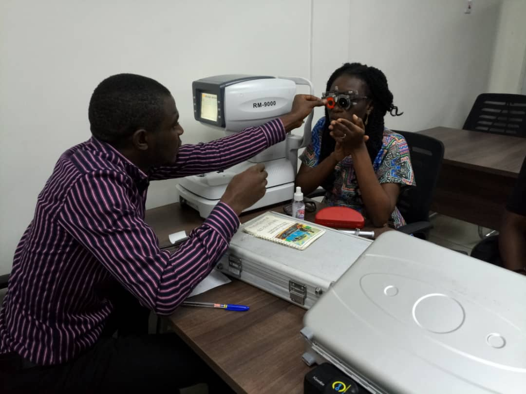 c9e32fed01 ... us their optometric services as staff of  WorkforceGroup get their eyes  checked.  WFGIs14  Celebrating14Years  WorkforceGrouppic.twitter .com YVNM2qT6hB