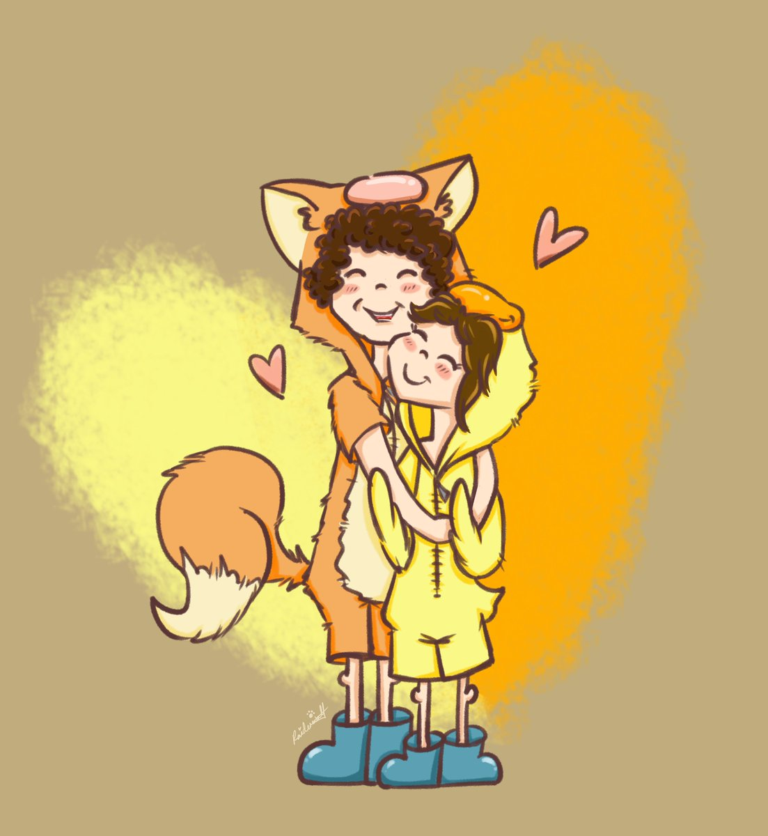 is stampy and sqaishey married