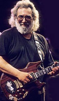 Happy 76th Birthday Jerry Garcia!