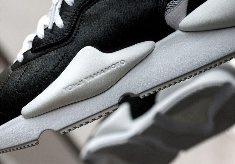 ffb73e36e147b ready for a new three stripes silhouette yohji yamamoto introduces the  adidas y 3 kaiwa