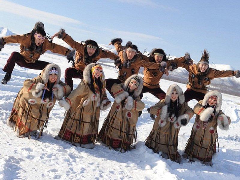 Картинки народа чукчи