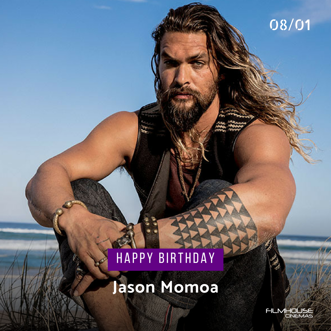 If you like Jason Momoa, Double tap this post to wish him Happy Birthday!  Follow for more