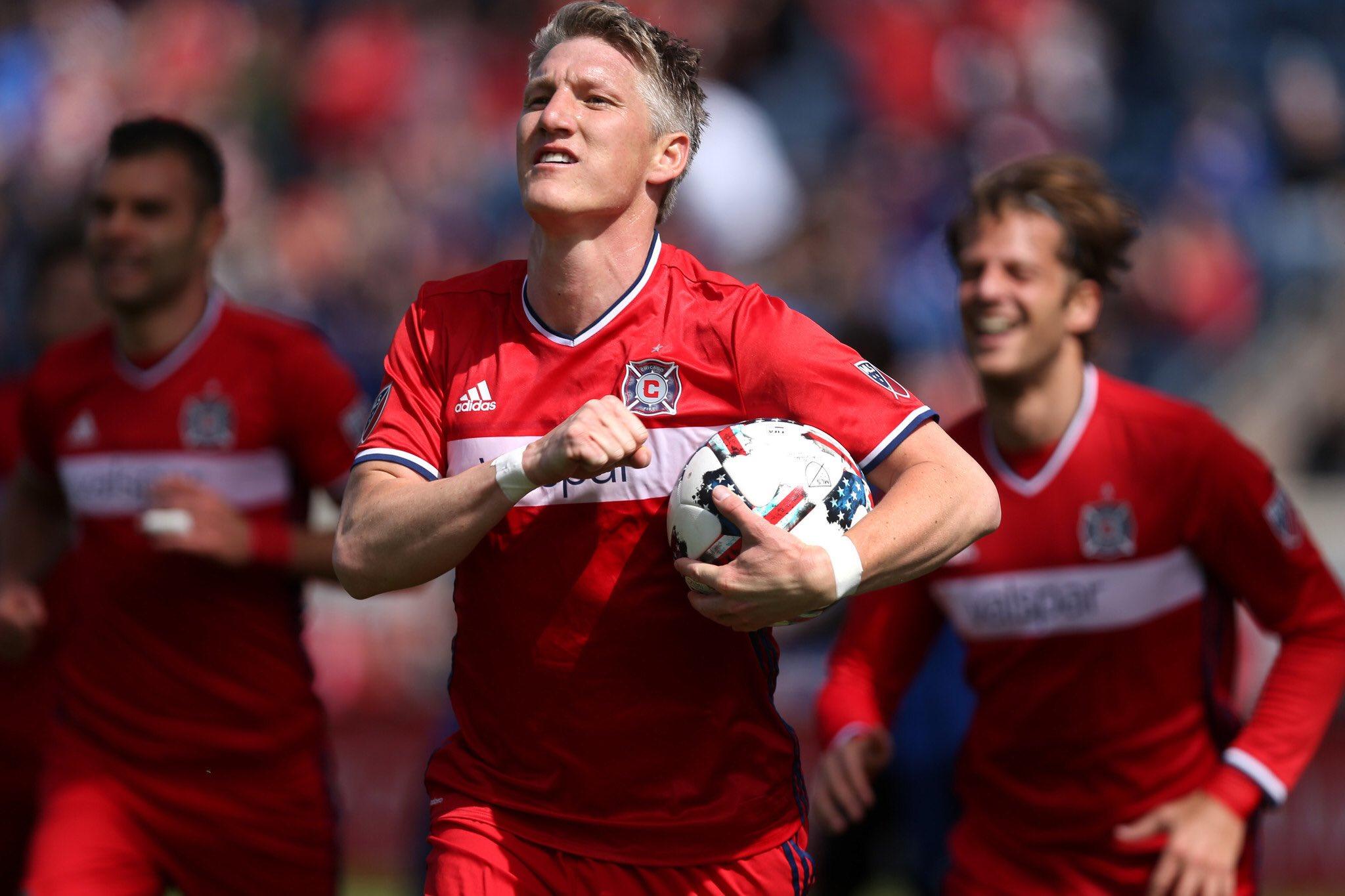 Happy 34th birthday, Bastian Schweinsteiger!