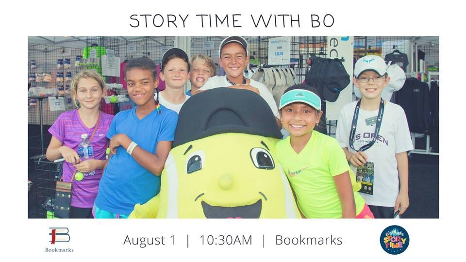 Join us at 10:30 this morning - rain or shine - for Storytime & activities with @WSOpen!