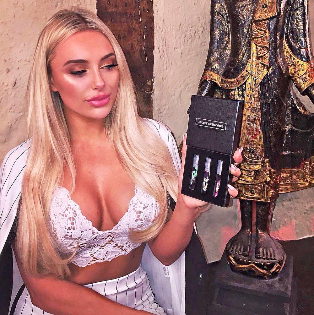 Celebrity Dasha Malygina nude photos 2019