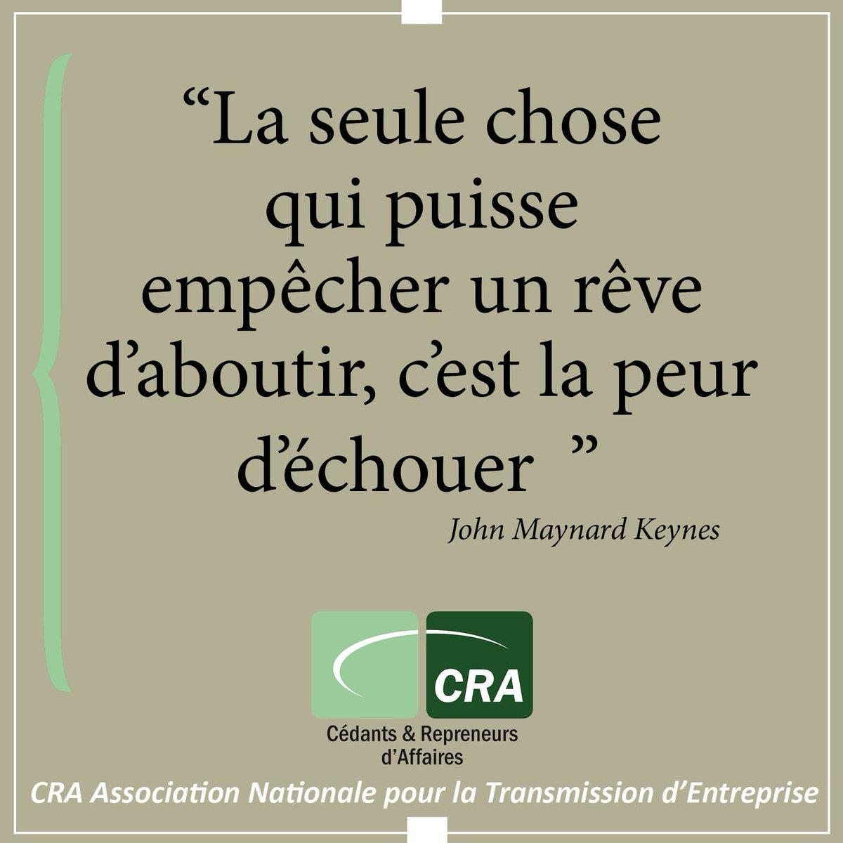 Cra على تويتر Citation Entrepreneur Entrepreneuriat