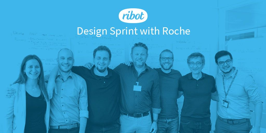 Recently enjoyed our design sprint with the fab team @Roche. More about our design thinking process https://t.co/4kfCQUkh79 https://t.co/SfCHQHnqU5