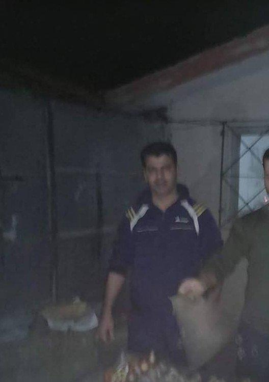 ISIS ATACA BASE MILITAR DE SUWAIDA DjhQ0ZBXcAE959r