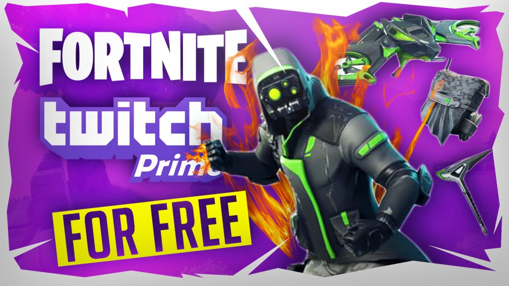 Fortnite Twitch Prime Pack 3 Leaked Tweet added by Explicit