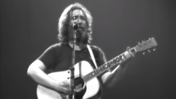 Jerry Goes Solo At The Capitol Theatre In
