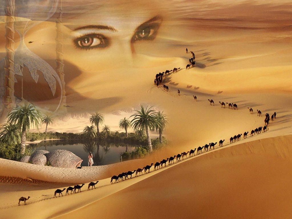 если картинки на аву пустыня и глазами диван может