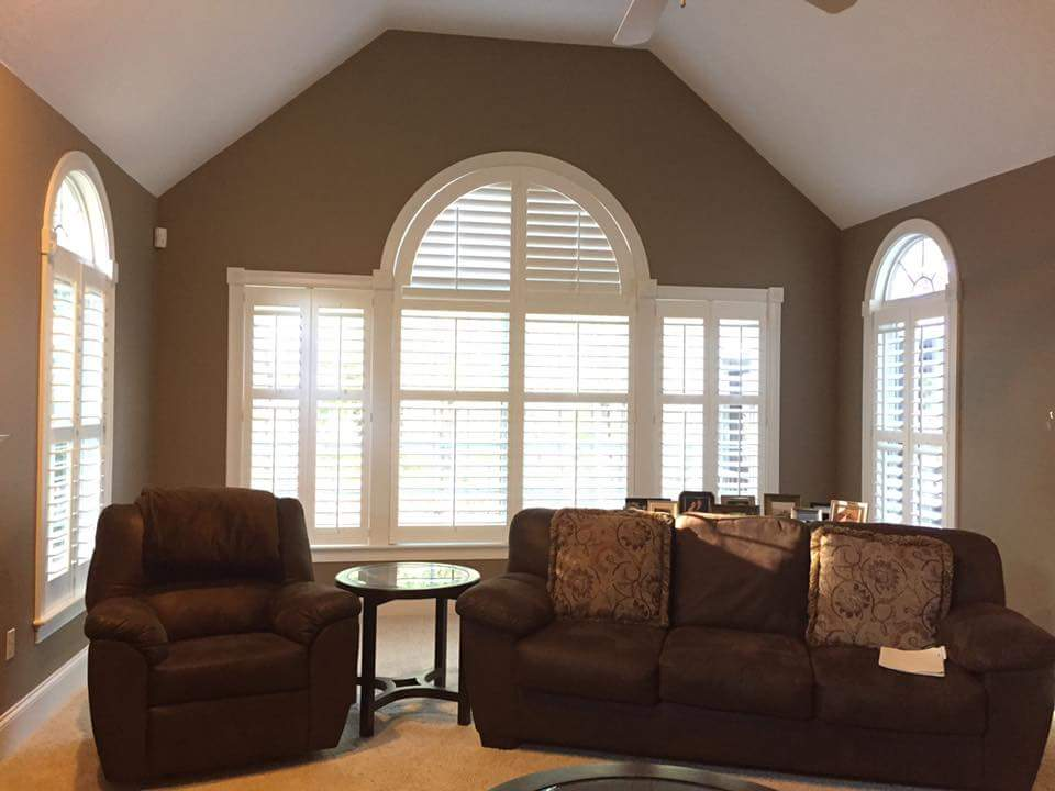 Still Achieve A Higher Level Of Privacy Without Sacrificing The Beauty Natural Light By Installing Shutters Budget Blinds Lexington And Chapin