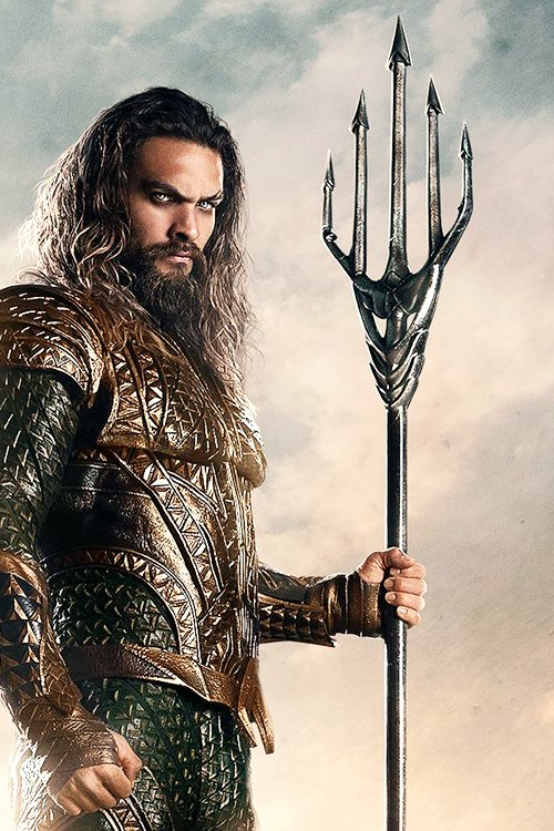 Happy Birthday to himself, Jason Momoa!  What\s your favorite