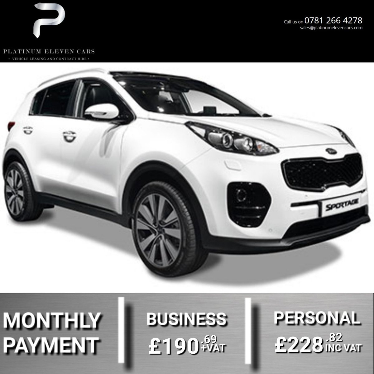 Kia Sportage Lease Deals No Deposit
