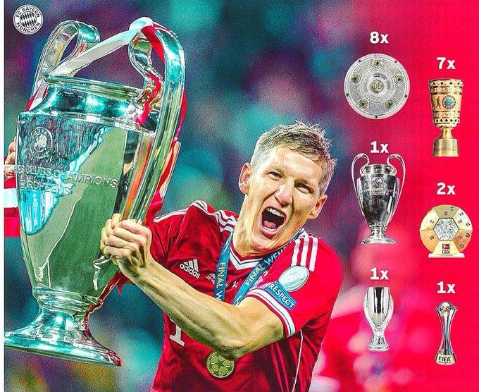 Happy Birthday   Feliz Cumpleaños: Bastian Schweinsteiger!