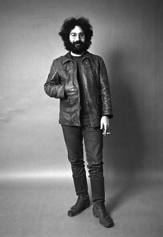 Happy Birthday to Jerry Garcia. He would ve been 76 today.