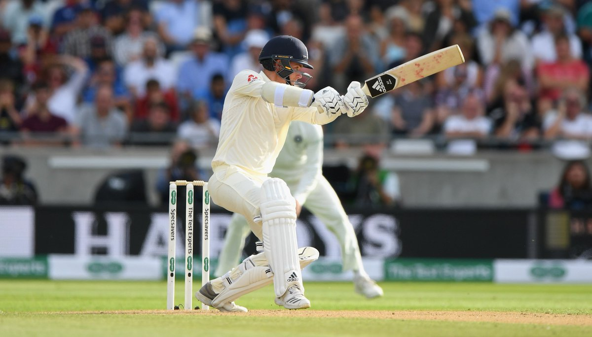 #ENGvIND - Despite Dropped catches and missed easy chances India takes honours on Day 1