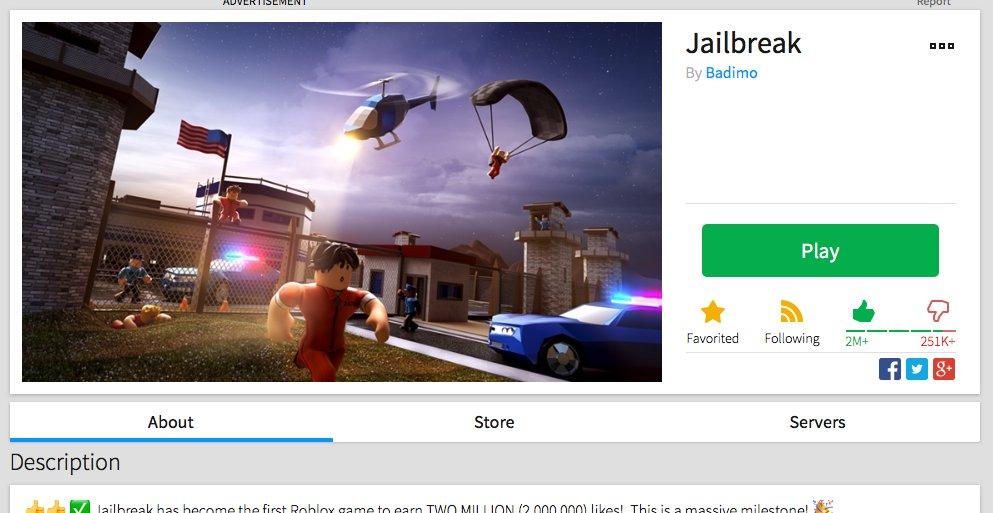 Asimo3089 On Twitter New Thumbnail On Jailbreak Just Went Up