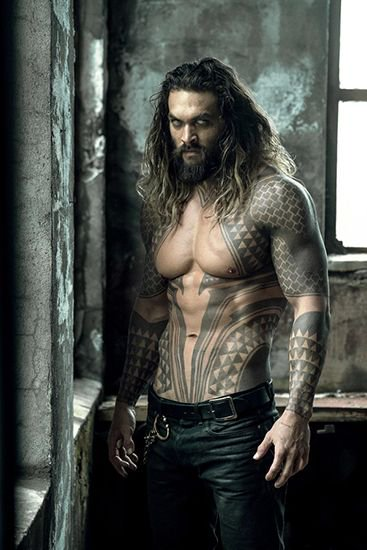 Happy Birthday to Jason Momoa!