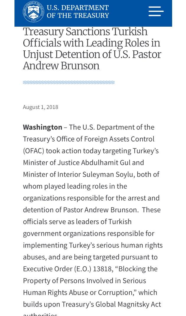 Ραγδαίες εξελίξεις: Οι ΗΠΑ δεν στέλνουν πρέσβη στην Άγκυρα- Τέλος και τα τουρκικά F-35 με 87 ψήφους υπέρ – Σκάει νέο πακέτο κυρώσεων με απάντηση Ερντογάν