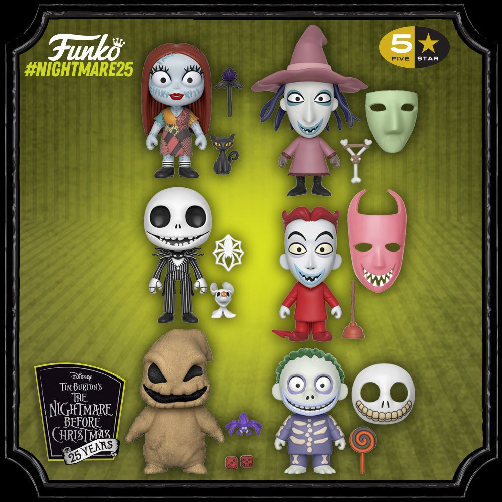 Nightmare Before Christmas Zombie.Funko On Twitter Coming Soon 5 Star Disney S The