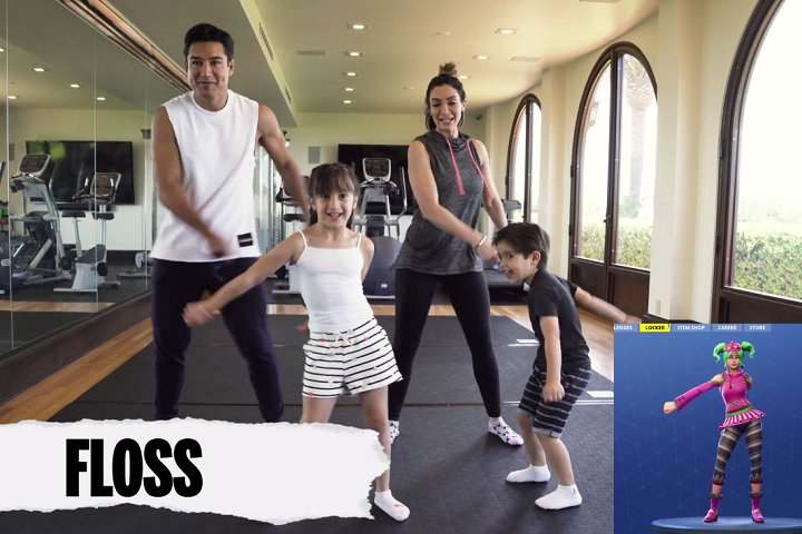 On With Mario Lopez On Twitter Watch Lopez Family Takes The Fortnite Dance Challenge In Latest Youtube Episode Https T Co Wcf7mm9yws Mariolopezextra