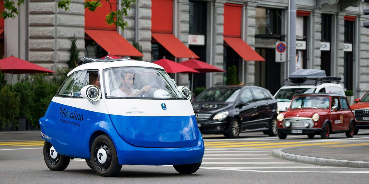Electrek Co On Twitter This Adorable Little Electric Car Is Ready